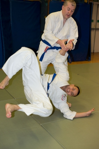 2018-01 Aikido Training Session 04
